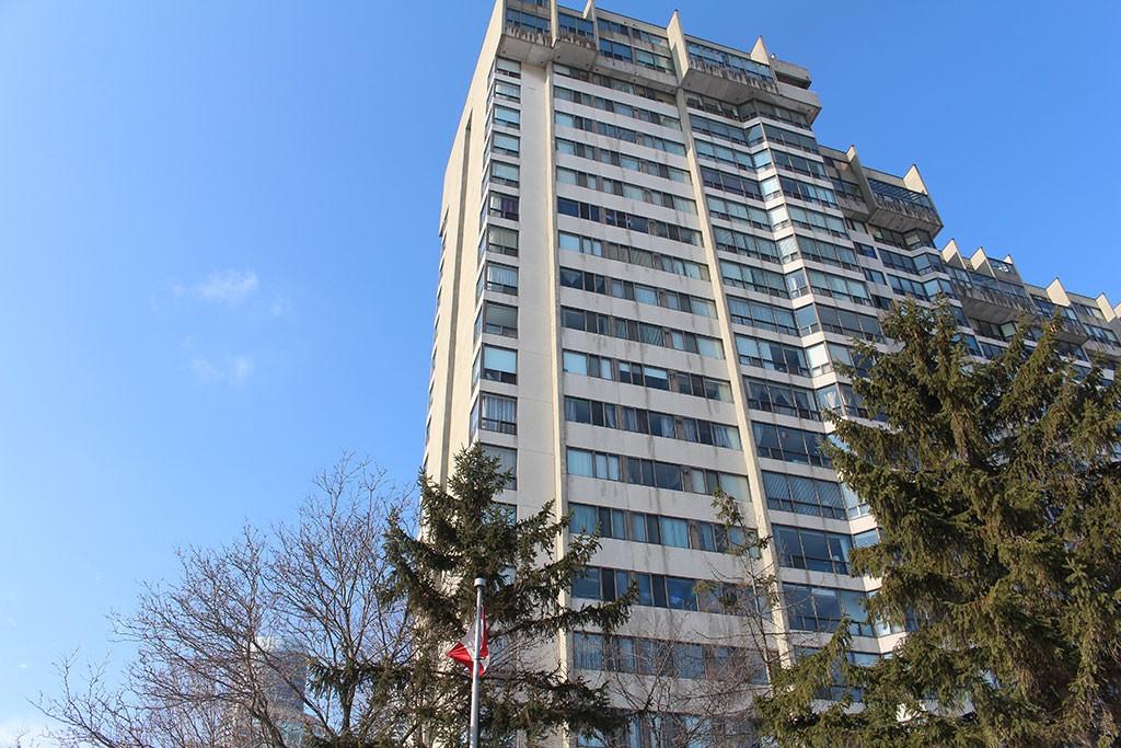 Large Condominium in Mississauga
